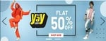 Mochi Shoes Fri-YaY Sale: Flat 50% Off On Men's And Women's Footwear & Accessories