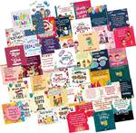 ODDCLICK Set of 48 Birthday Cards For Explosion Box or Other DIY Love Greeting Cards Greeting Card  (Multicolor, Pack of 48) @ 199/-