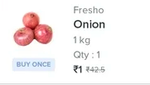 BB daily - Onion @1rs Kg - Working in major cities.