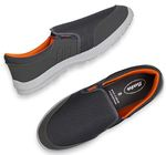 BATA Grey Casual Shoes For Men