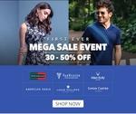 Myntra Mega Sale Event Upto 30 - 50% Off +Buy 2 or More Get Additional 10% Off