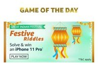 Amazon Festive Riddles Solve Win An Iphone 11 Pro Desidime