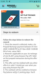 Flat 50₹ cashback on min ₹401 jio recharge