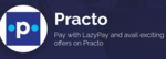 Lazypay: Get Flat Rs 40 Cashback on First transaction of Minimum Rs 150 on Practo