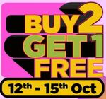 Peesafe - Buy 2 Get 1 Free On All Products till 15 Oct