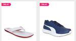 Puma Footwears Min 70% Off Buy Now