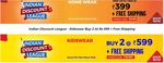 Brand Factory Indian Discount League - Home Wear At Rs 399    Buy 2 At Rs 599 on Kids Wear + Free Delivery [Till Midnight]