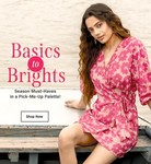 Faballey Basics To Bright Sale Upto 60% Off + Extra 10% Off