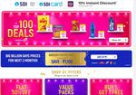Supermart - Grocery Up to 90% Off + Rs. 1 Deal + SBI Card Discounts