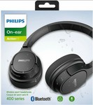 PHILIPS ACTIONFIT TASH402 BLUETOOTH HEADPHONES 47% off