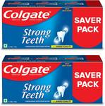 Colgate Strong Teeth Anticavity with Amino Shakti Toothpaste  (1000 g)