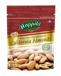 Happilo Premium Californian Roasted and Salted Almonds, 200g/Flax Seeds Min 53% off + coupon