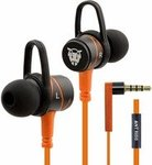 Ant Audio W56 Metal Wired Earphone with Mic  +10% off with HDFC