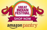 Pantry ₹250 back on ₹1000 (specific users)