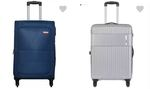 Skybags, Wall Mount & More Suitcases Minimum 70% OFF