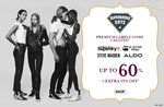 Ajio Superbrand Sale - Get Up to 60% + Extra 15% OFF + More offers