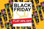 Supersmelly Black Friday Sale - Flat 25 - 60% Off On Products + Extra 5% Off Via Prepaid Orders