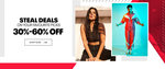 Reebok Steal Deals - Flat 30 to 60% Off On Footwear and Accessories + 10% Cashback Via HDFC Cards