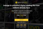 Go Unlimited with Magzter GOLD @ 1999