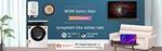 Amazon Wow Salary Days 1-3 Dec :- Extra 10% off using Bank of Baroda Credit Cards & EMI Transactions