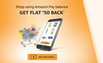 Get Flat Rs.50 Amazonpay Cashback Min order: ₹500 Valid till 20 Jan (user specific)