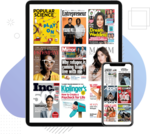 Get Magzter 1 month subscription worth 399 @ 1 rupee