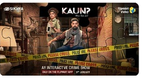 flipkart  new game show Kaun? Who did it ? s1 ep 1 youtuber's murder win techno pova smartphone and gvs and scs