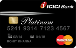 ICICI credit card target spends offer (user specific, check sms)
