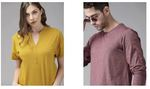 Myntra - The Roadster  Up To 70% Off + Extra 10% Off