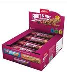 Unibic Snack Bar Fruit & Nut, 12 x 30 g