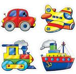 Creative Educational Aids 0739 Early Puzzles - Transport