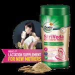 FREE Zandu StriVeda Lactation Supplement Sample