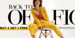 Zivame Back to Office Sale Buy 2 Get 1 Free On Everything Collection