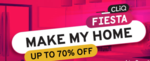 Tatacliq Make My home Fiesta Upto 70% Off + 10% off on Axis & Yes Bank Cards