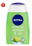 Nivea Lemon & Oil Shower Gel 250 ml