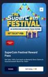 Flipkart Supercoin Festival - Starting 19th feb