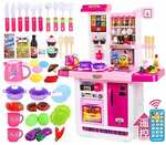 Kids Toys Kitchen Set For Playing Game @ 299