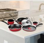 Pigeon Non stick 7pcs Cookware set