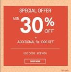 Asics Eoss Sale ( Flat 1000 Rs off on Purchase of 5000 Rs )USE PROMOCODE-FEB1000