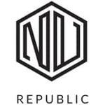 Nu Republic JIVE X3 Bluetooth Headset  (Red, Black, In the Ear)