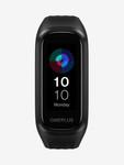 Lowest - OnePlus W101N Smart Fitness Band (Black)