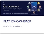 IRCTC iMudra - FLAT 10% CASHBACK UP TO Rs.60 (FIRST TIME USERS) BUY AMAZON OR OTHER GVs at ZINGOY & ALSO GET BIGBASKET STAR MEMBERSHIP CODE @Re.1 + ADDTIONAL 3% CASHBACK UP TO Rs.30 FOR BOTH EXISTING USERS & NEW USERS