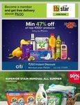 Big Basket Big 47 sale live now  : Minimum 47% off on 4000+ products