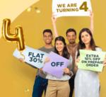 Pee Safe Birthday Sale Flat 30% Off + Additional 10% Off on Prepaid Orders