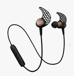 Boult Audio Probass xplode wireless bluetooth in the ear Headset with Mic Gold