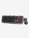 Zebronics Zeb-Transformer Gaming Keyboard and Mouse