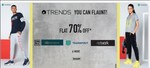 Ajio Trends Clothing Flat 70% Off On Order Above ₹1490