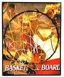 Dixon Basket Ball Board With Basketball for Rs.327