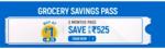 Grocery Savings Passes @ ₹1