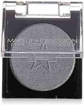 Makeup Obsession Eyeshadow, E135 Haute Silver, 2g